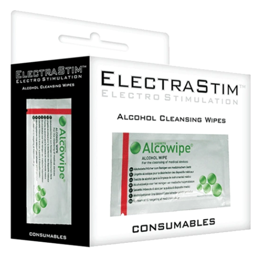 Electrastim - Electrastim  Toallitas Esterilizadoras Pack 10 Unidades