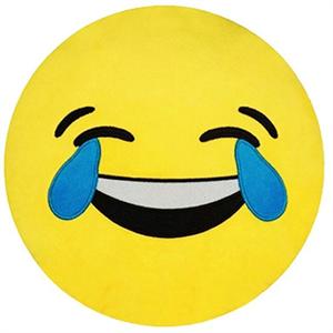 Emoticonworld Cojin Emoticono Lagrimas 32 Cm