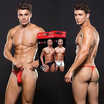 Envy - Tanguita Rojo Sexy Men