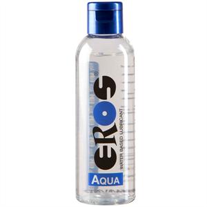 Eros Aqua Lubricante Denso Medico 100ml