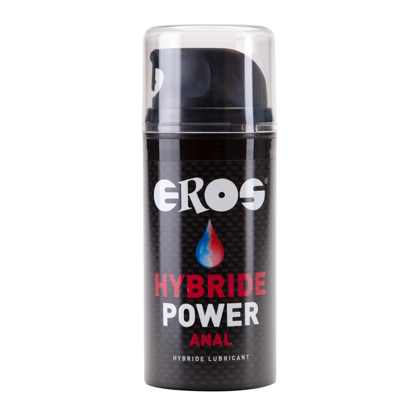 Eros - Eros Hybride Power Anal Lubricant 100ml