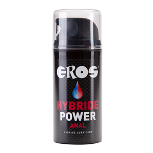 Eros - Eros Hybride Power Anal Lubricant 100ml