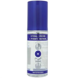 Eros Lubricante Base Agua Formula Hyaluron+panthenol