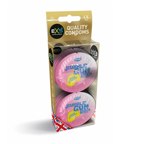 EXS Bubblegum Sabor Chicle