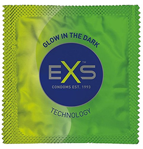 EXS - Glow in the dark (100 uds.)