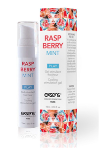 Exsens - Cooling Stimulation Gel Raspberry Mint 15 ml.