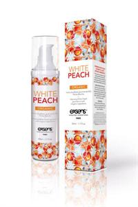 Exsens - White Peach Oral Pleasure Massage Oil 50 ml