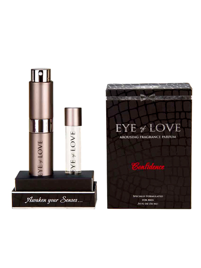 Eye Of Love Perfume Con Feromonas - Confidence (Para Hombre)