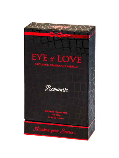 Eye Of Love Perfume Con Feromonas - Romantic (Para Hombre)