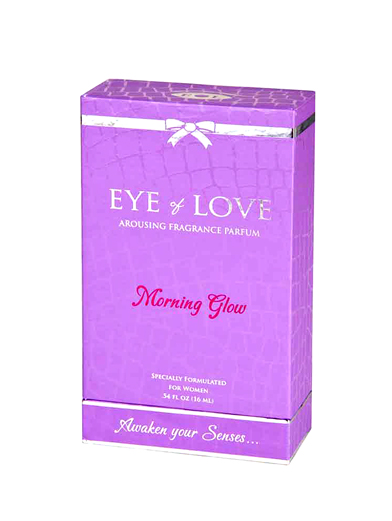 Eye Of Love Perfume Con Feromonas - Morning Glow (Para Mujer)