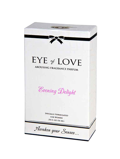 Eye Of Love Perfume Con Feromonas-Evening Deligth (Para Mujer)