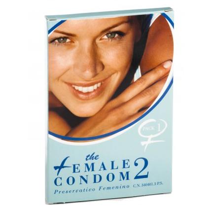 Female Condom 2 (1 unidad)