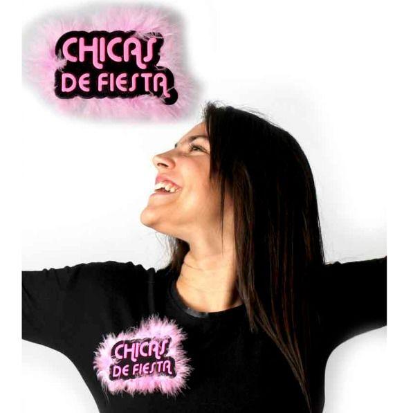 Femarvi - Broche &quote;chicas De Fiesta&quote;