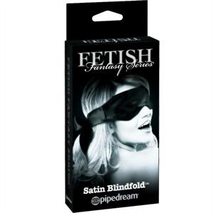Fetish Fantasy Edicion Limitada Mascara Satinada Negra