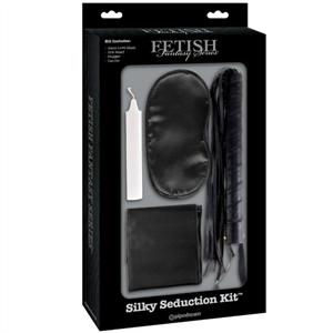 Fetish Fantasy Edicion Limitada Silky Seduction Kit