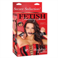 Fetish Fantasy Rubber Cuffs - Esposas