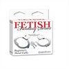 Fetish Fantasy - Beginner´s Metal Cuffs -Esposas Para Principiantes