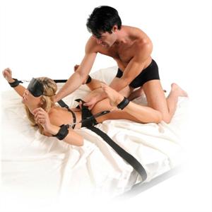 Juego De Cinturones Para Atar Estilo Bondage Fetish Fantasy Series