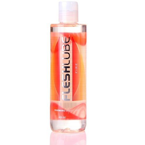 Fleshlight Lubricante Efecto Calor Fleshlube 250 Ml