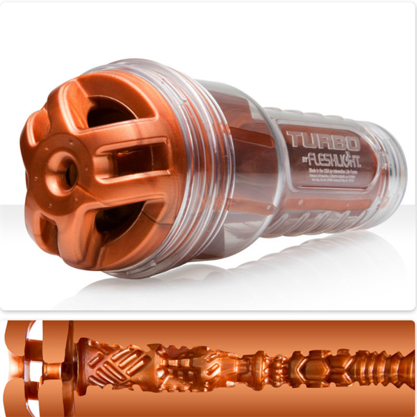 Fleshlight - Fleshlight Turbo Cooper Textura Ignition