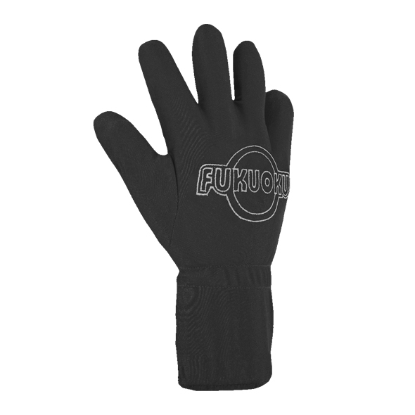 Fukuoku - Fukuoku - Five Finger Derecha M / L Negro