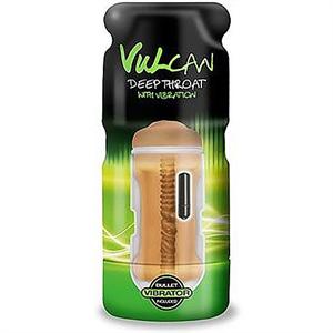 Funzone Masturbador Vulcan Con Vibración - Boca Moca