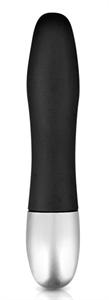Mini Vibrador Glamy Finger Negro