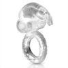 Glamy Ring Rabbit Transparente