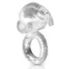Glamy Ring Rabbit Transparente