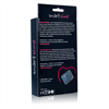 Glamy - Smart Shine Jewel Vibrador Negro