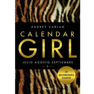 Grupo Planeta - Calendar Girl 3 Edicion Bolsillo