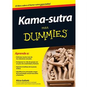 Grupo Planeta Kamasutra Para Dummies ( Libro)