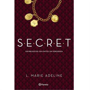 Grupo Planeta Secret By Marie Adeline (novela)