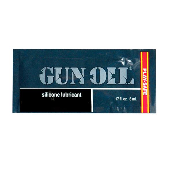Gun Oil - Gun Oil - Lubricante de Silicon 5 ml