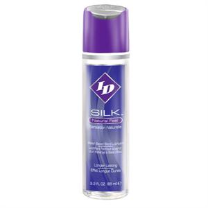 Id Lubricantes Id Silk Natural Feel Water/Silicone 65ml