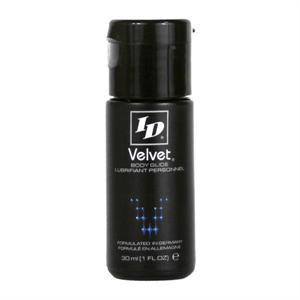 Id Lubricantes Id Velvet Premium Lubricante Silicona 30ml