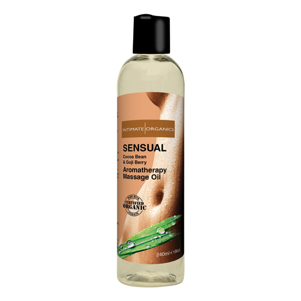 Intimate Earth - Sensual Massage Oil 240 ml.
