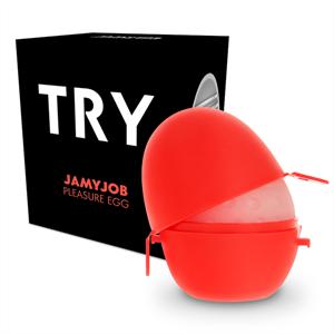 Jamyjob Jumyjob Huevo Masturbador Discreto Version Black Try