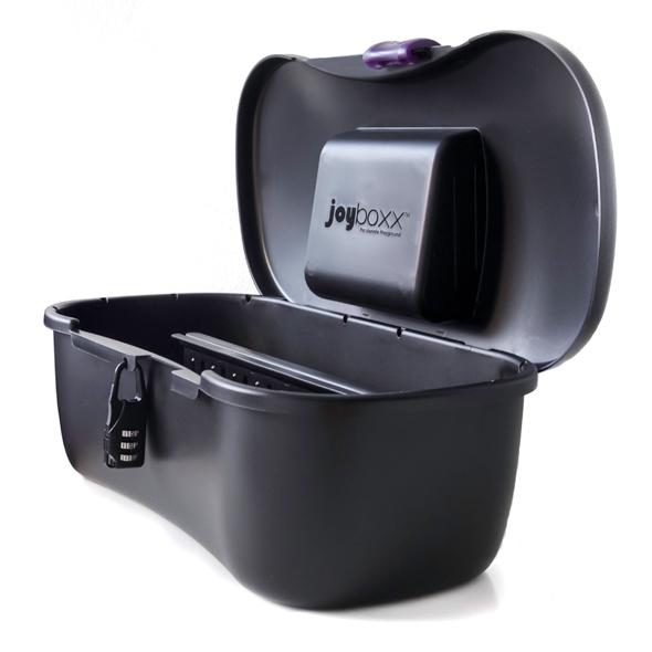 Joyboxx - Joyboxx - Higiene Sistema de Almacenamiento Negro