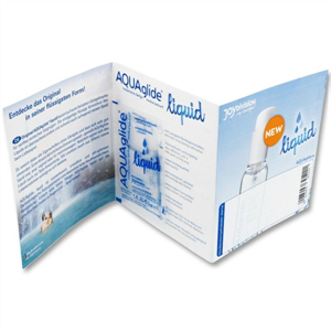 Joydivision Aquaglide Lubricante Liquid Monodosis 3 Ml