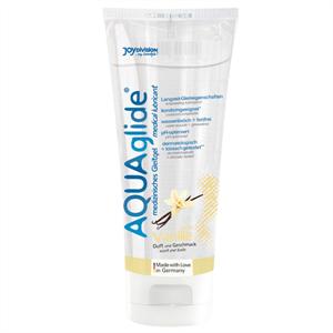 Joydivision Aquaglide - Vainilla Lubricante Base Agua 100 Ml
