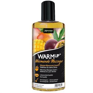 Joydivision Warmup-Aceite De Masaje Efecto Calor-Mango 150ml