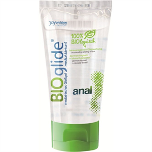 Joydivision Bioglide Lubricante Anal 80 Ml.