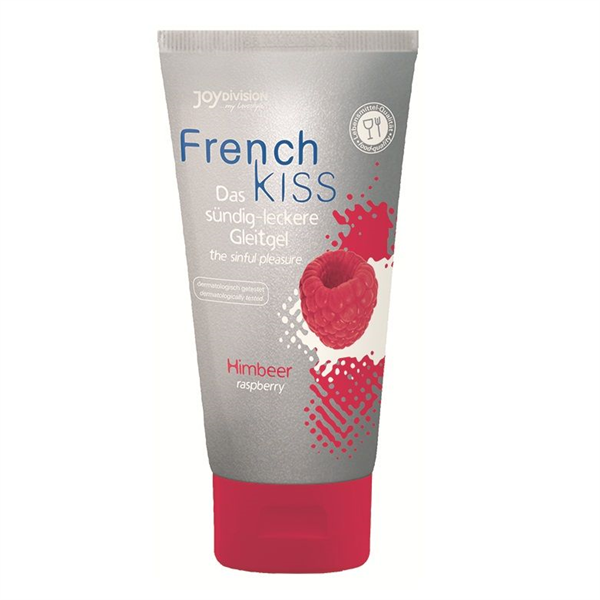 Joydivision - French Kiss Gel Para Sexo Oral Frambuesa