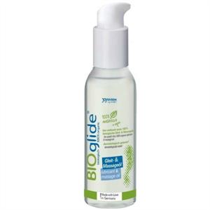 Joydivision Bioglide Lubricante-aceite De Masaje Organico 125 Ml