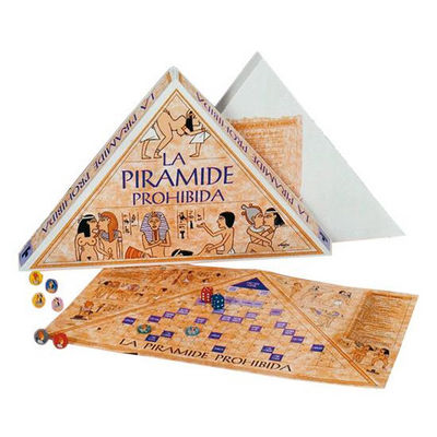 Juegos - Juego La Pirámide