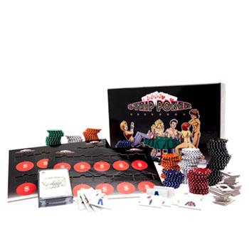 Juegos - Strip Poker