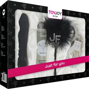 Just For You Jfy Nº 5 Caja De Lujo Negro