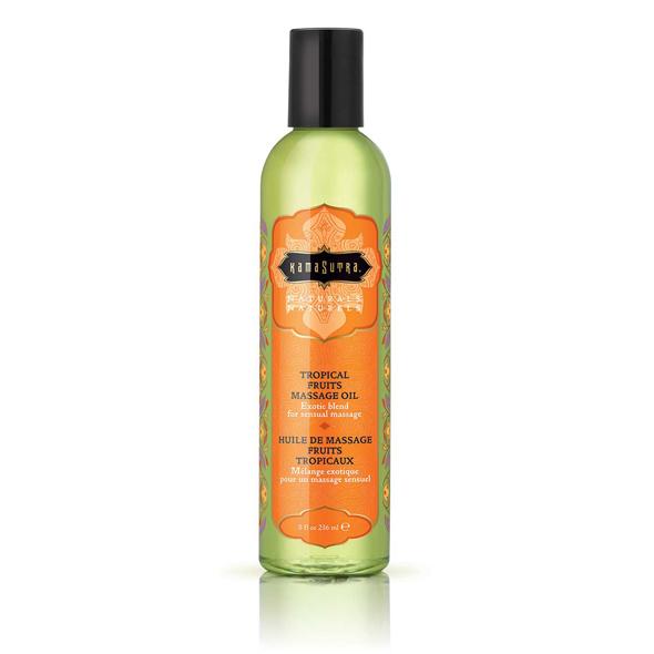 Kamasutra - Naturals Massage Oil Tropical Fruits 200 ml.