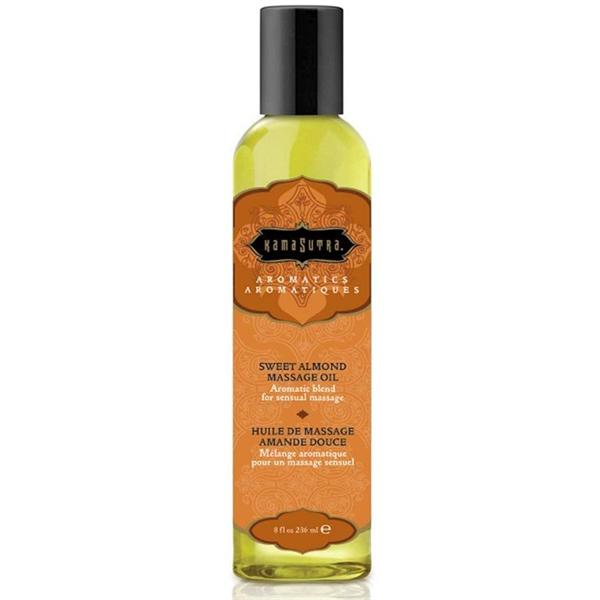 Kamasutra - Aromatic Massage Oil Sweet Almond 200 ml.